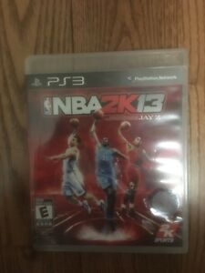 Selling NBA 2k13 Ps3