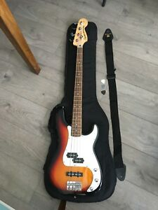 Squier Precision Bass Guitar