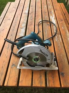 Makita 7 1/4 corded skill saw