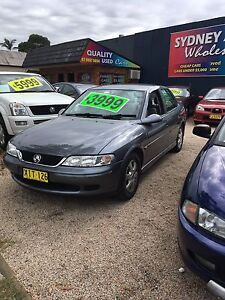 Holden vectra 60***kays only automatic! Granville Parramatta Area Preview