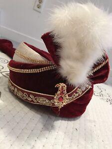 Indian wedding hat (groom)