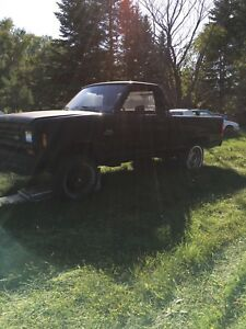 1988 ranger project