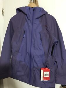 New The North Face Fuseform Brigandine 3L Women's Jacket