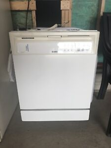 Built-in Kenmore Dishwasher