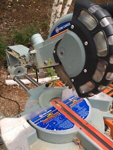 "10"" King Compound Mitre Saw"