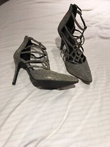 Fioni strappy heels (10/10 condition never worn before)