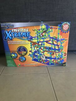 Wanted: Extreme Marble Maze