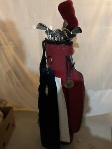 Golf Set with mixed clubs