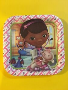 Doc McStuffins birthday decor