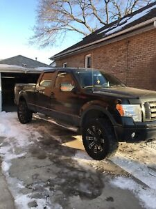 2010 FORD F 150 FX4 WITH A 5.4 L LOADED    $13,500