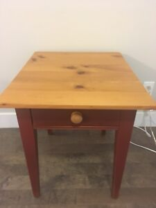 End Table + coffee table combo