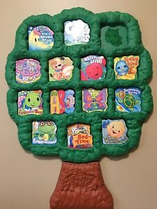 Kids library tree wall hanging decoration