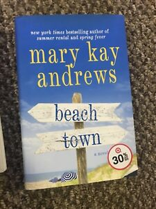 Book: Beach Town by Mary Kay Andrews