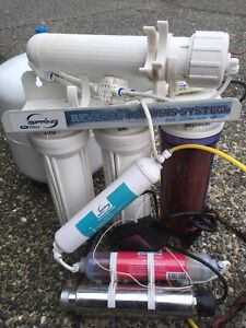 ispring reverse osmosis system$300