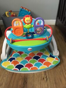 Fisherprice Sit Me Up Infant Seat