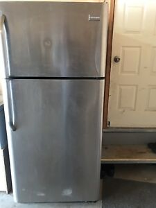 Electrolux Stainless Steel Fridge