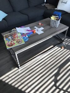 Coffee table and TV Stand from Bouclair