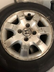 Tires and Rims for 2004 civic