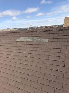 brampton roof shingle repair