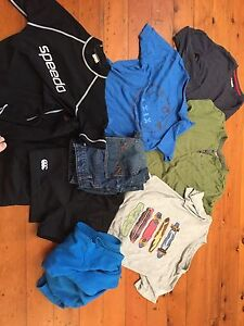 Boys size 10 -12 clothing bundle Drummoyne Canada Bay Area Preview