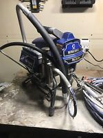 Graco 490 smart control paint sprayer $900 today ONLY