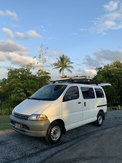 TOYOTA HIACE SBV *LONG REGO* Campervan Tweed Heads Tweed Heads Area Preview