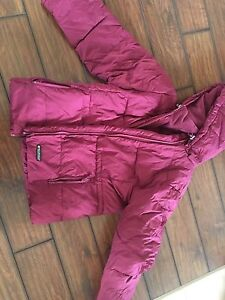 Woman's warm jacket from Canadian Tire