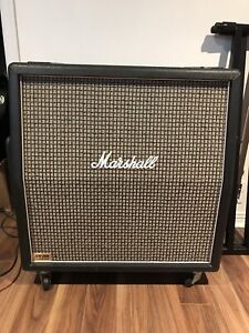 Marshall cabinet 4x12 JCM 2000 1960A