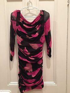Diane Von Furstenberg silk dress , worn twice,pure silk, $60 Artarmon Willoughby Area Preview