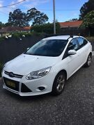 Ford Focus 2014 Point Frederick Gosford Area Preview