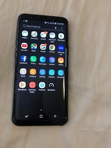 Samsung S9 with 2 years warranty,10/10 condition