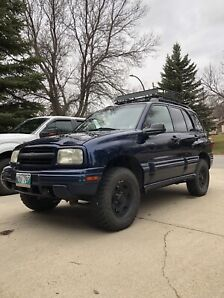 Safetied 2003 Chevy Tracker 4x4