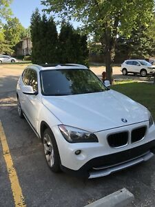 2012 BMW X1 95,000 KM - Warranty Remaining