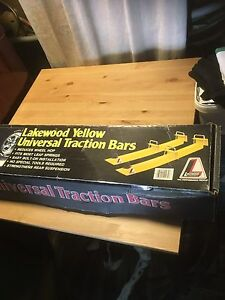 Universal Traction Bars
