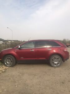2008 Lincoln MKX - Limited Edition