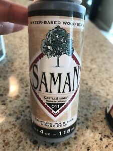 Saman Water based stain - New