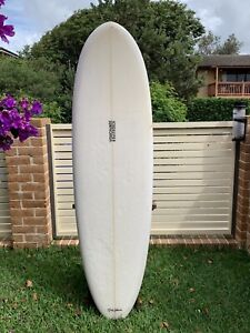 "Vouch Surfboards 6'6"" 1 2 funboard"