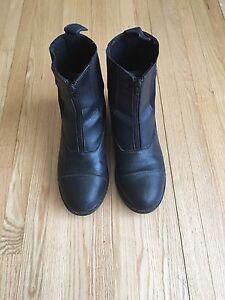 Auken Nouvelle Zip Paddock Riding Boots