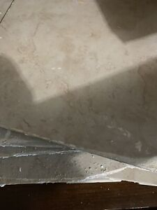 Cement board and Tile