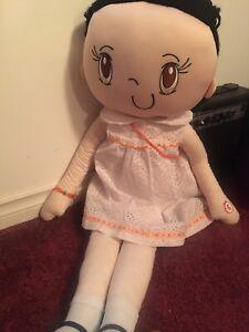 Friendship Rag doll