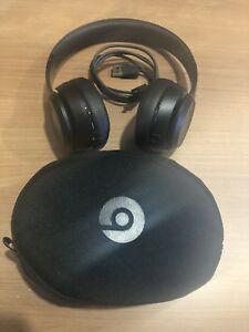 Beats solo 3 black