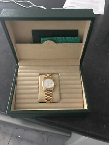 18K Rolex for sale