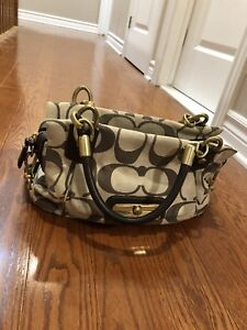 Used Authentic Coach Purse