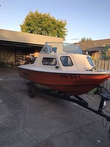 FISHING BOAT FOR SALE!! Baxter Mornington Peninsula Preview