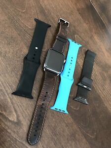 Apple Watch Serie 1 Stainless/Sapphire