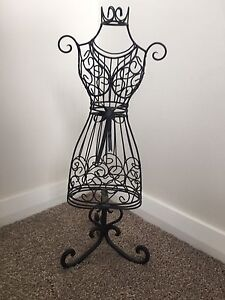 Brand New Dress Shaped Jewellery Stand Smeaton Grange Camden Area Preview