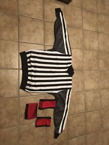 Referee Jersey with Armbands