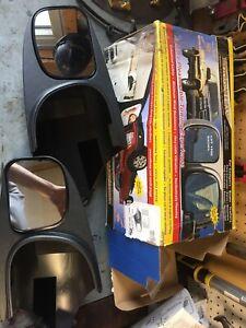 Miroir de remorquage Chevrolet/GMC