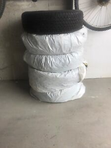 5 Pneus - tires 195 65 15