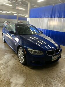 2011 BMW 335i xDrive coupe (CLEAN TITLE) 95000kms